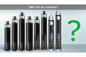 Choosing or upgrading your Vape & E-Cigarette Batteries