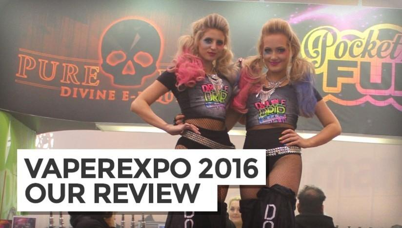 Vaper Expo: The Return October 2016 Review