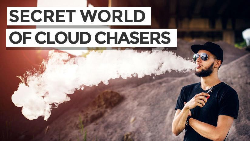 The secret world of the cloud chasers