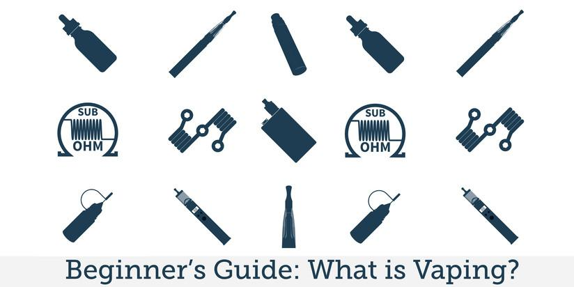 Beginners Guide: What is Vaping & How Do E-Cigs Work?