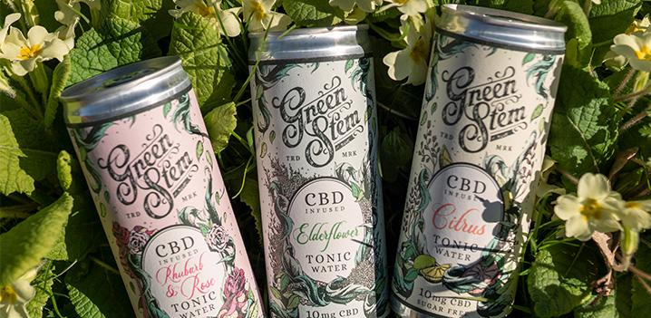Just the Tonics: About our CBD-infused Sugar-free Tonic Waters