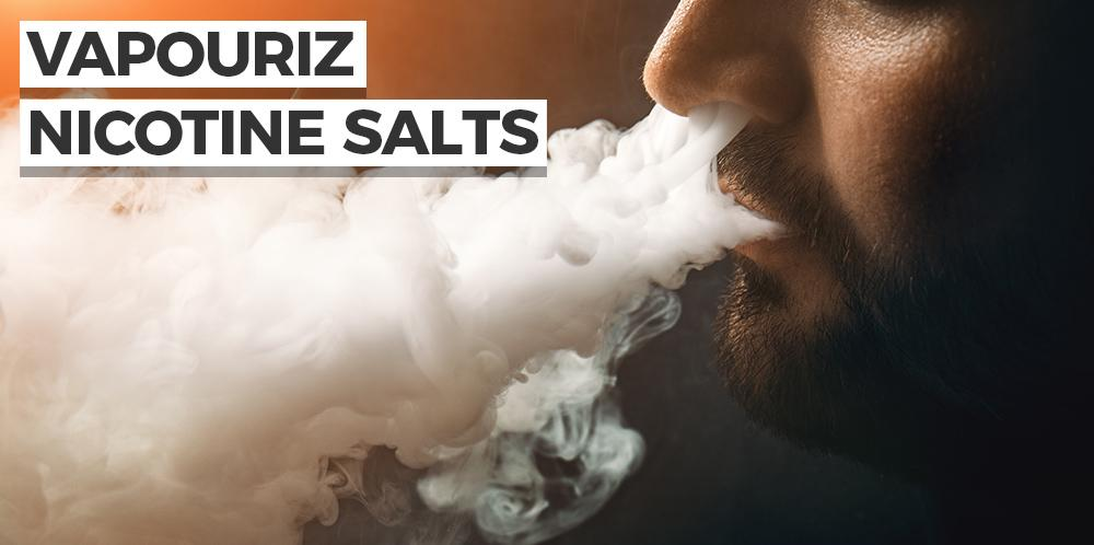 What is nicotine salt? And should I try it?
