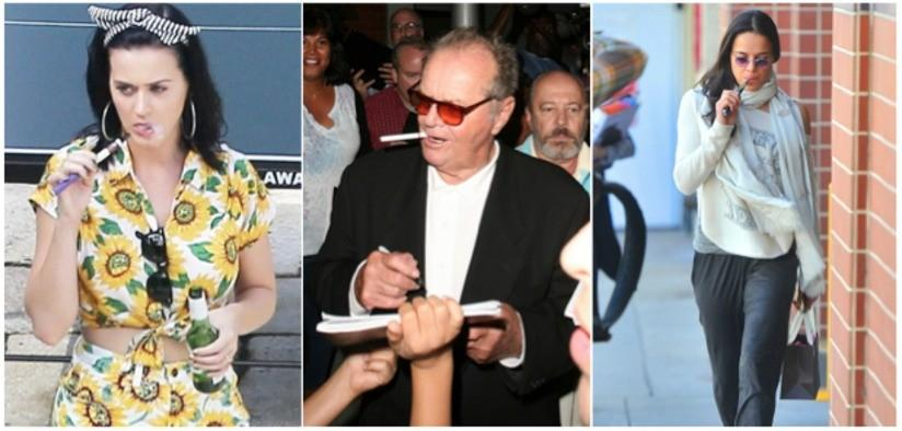Celebrities Who Are Using Vapour Cigarettes