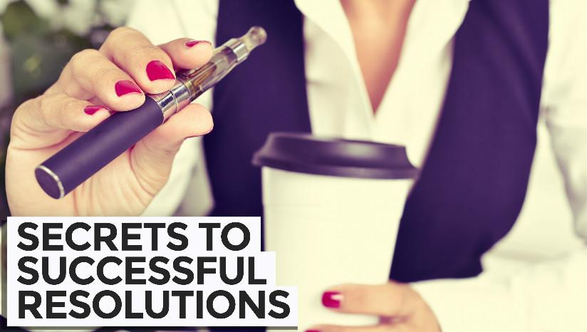 The Secrets to Successful New Year's Resolutions!