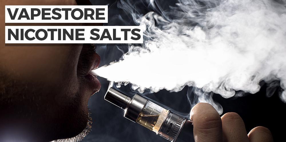 Nicotine salts 101
