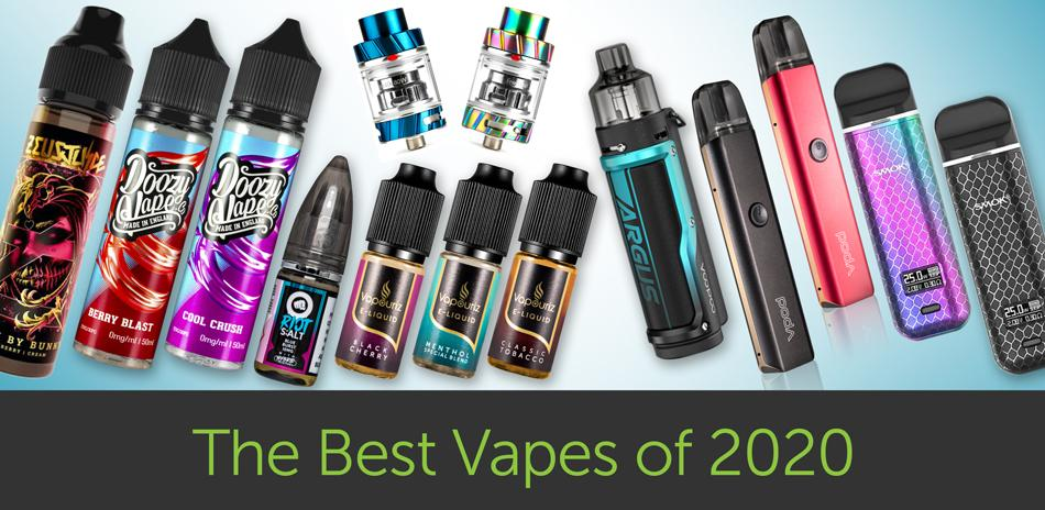 The Best Vapes of 2020