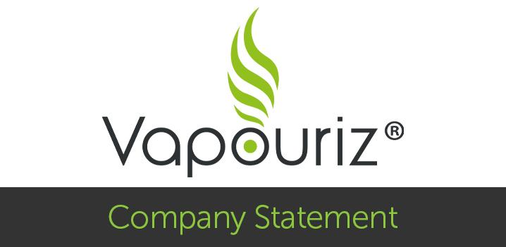 Company Statement: 'How Safe is Your Vape?'