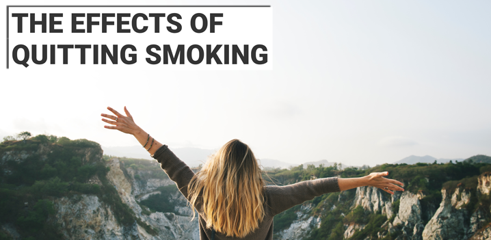 The Effects of Quitting Smoking