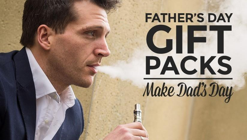 Father's Day Kits from Vapouriz