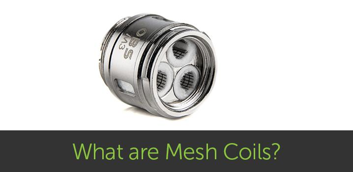 What are Mesh Coils?