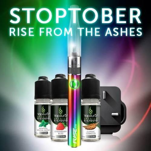 Give up Tobacco in Stoptober!