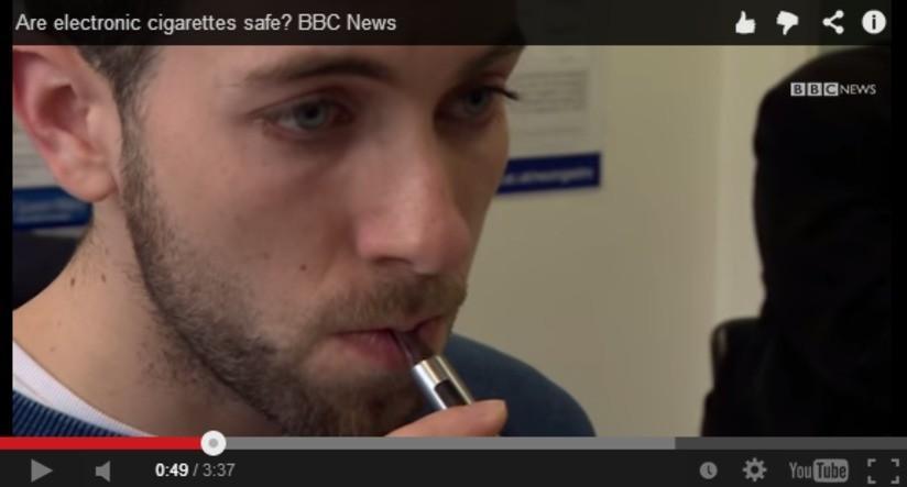 Health Expert: E-Cigarettes as Dangerous as Coffee