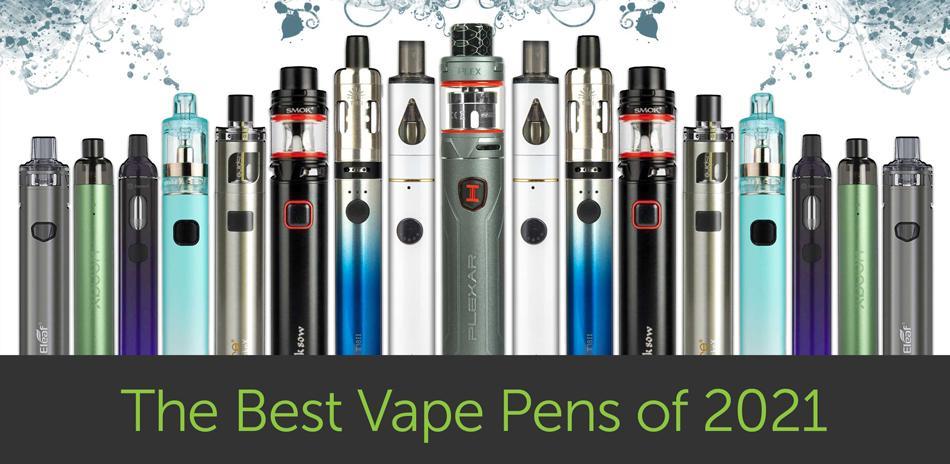 Ten of the Best Vape Pens in 2021