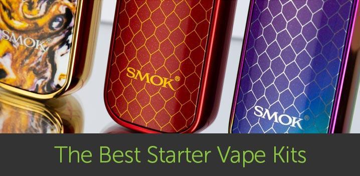 The Best Starter Vape Kits
