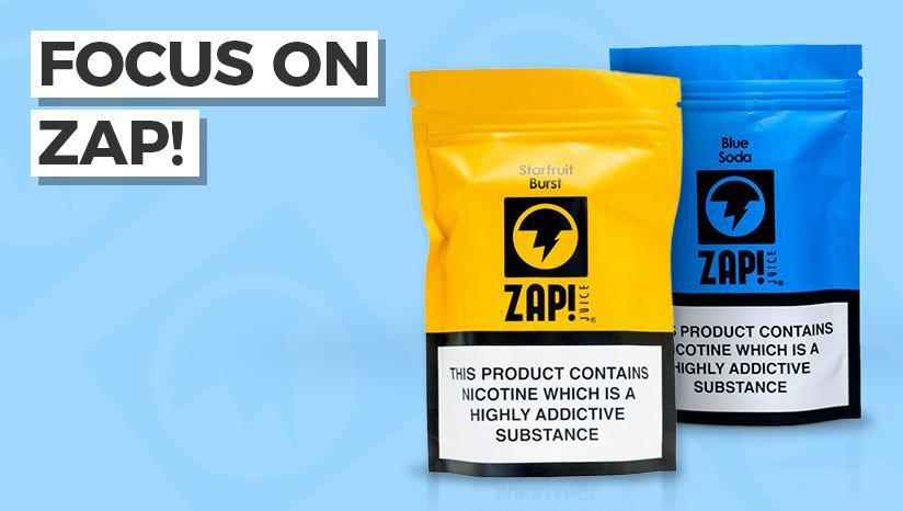 Focus on: ZAP! E-liquid