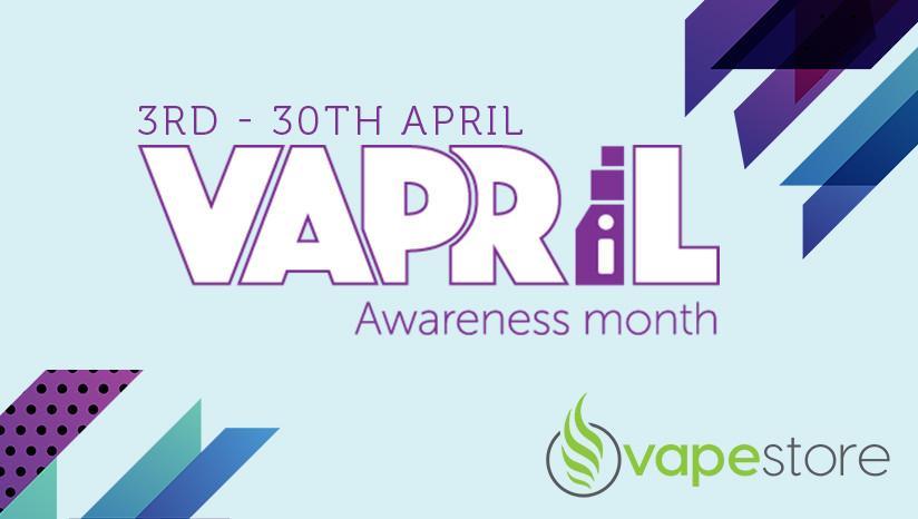 Join the VApril challenge!