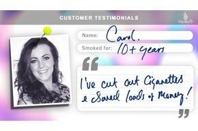 Carol's Story: A Vapouriz Testimonial