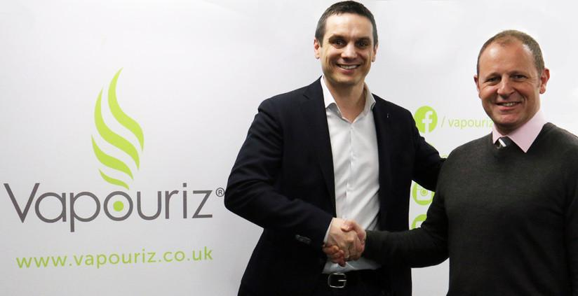 Vapouriz partners with Central Convenience Stores