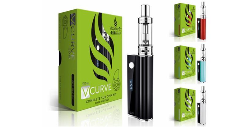 Win a FREE VCURVE Vape Kit!