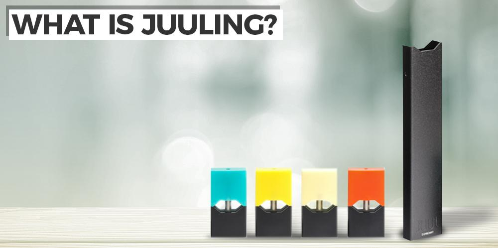 What is Juuling?