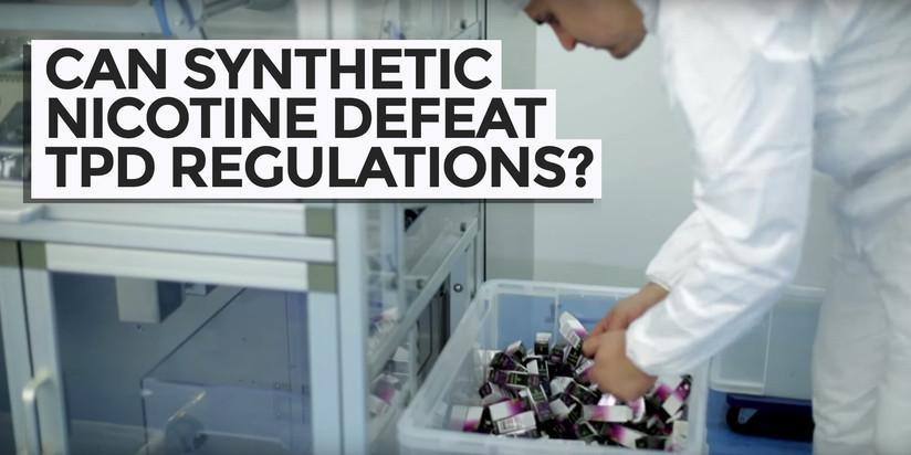 Can Synthetic Nicotine Defeat TPD Regulations?